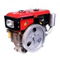 Двигатель Булат R190АNL, дизель 11 л.с. с водяным охлаждением, Электростартер, ЗИП.