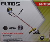 Мотокоса Eltos БГ-3700