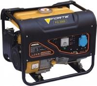 Бензиновый генератор Forte FG 2000