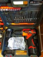 Мультифункциональный набор инструментов для монтажа с шуруповертом Edon ED-32TZ