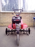 Бензиновый мотокультиватор Weima WM500 New