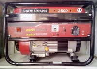 Бензиновый генератор Weima WM2500