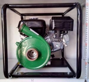 Бензиновая мотопомпа Weima WMQBL65-55, высоконапорная