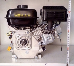 Бензиновый двигатель Weima WM170F-T/20 NEW, бак 5,0л., (для WM1100C-шлицы 20мм)