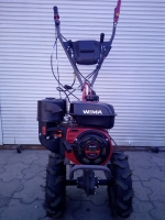Бензиновый мотоблок Weima WM1000N6 KM New DeLuxe