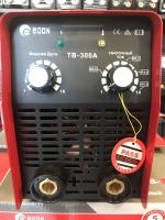 Сварочный инвертор Edon TB-300A с форсажем дуги