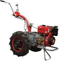 Мотоблок Мотор Сич МБ-6 с бензиновым двигателем Д-250, ручной запуск