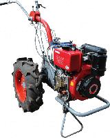 Мотоблок Мотор Сич МБ-6ДЕ с дизельным двигателем Weima WM178FE, электрический запуск