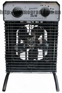 Электрический обогреватель Forester 3 kW