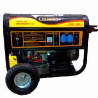 Бензиновый генератор Forte FG 8000E со стартером
