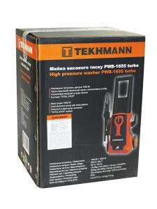 Мойка высокого давления Tekhmann PWB-1655 TURBO