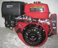 Двигатель Weima WM190FE-L (16 л.с.), редуктор 1/2