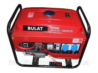 Бензиновый генератор Булат BT3000CL