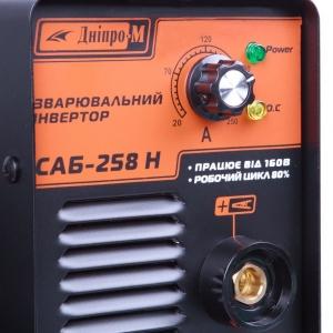 Сварочный аппарат IGBT Дніпро-М САБ-258Н