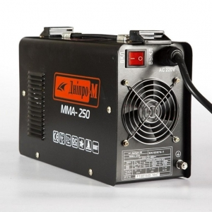 Сварочный инвертор Дніпро-М ММА (IGBT) 250 (шнур 3м)