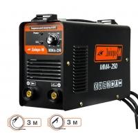 Сварочный инвертор Дніпро-М ММА (IGBT) 250 B (кейс, шнур 3м)
