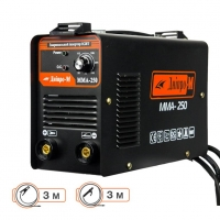 Сварочный инвертор IGBT Дніпро-М ММА-250В