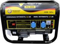 Бензиновый генератор Forte FG 3800