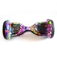Гироскутер Smart Balance Premium Offroad 10.5'' Граффити фиолетовый