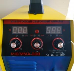Сварочный полуавтомат Гром MIG 300