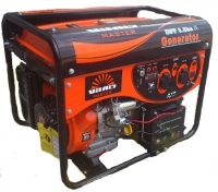 Бензиновый генератор Vitals Master EST 5.8ba