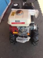 Мотоблок TATA TT-900М white (бензин, 7 л.с., 4.00-8, ремень, чугунный редуктор)