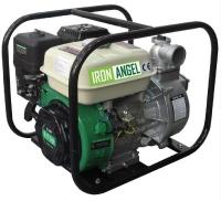 Бензиновая мотопомпа Iron Angel WPG 50