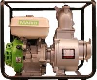 Бензиновая мотопомпа Mario WP20