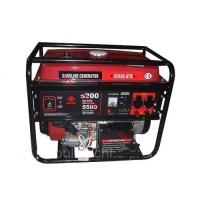 Бензиновый генератор Weima WM5500 с автоматикой