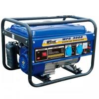 Бензиновый генератор Werk WPG-3000