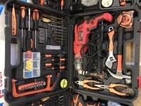 Мультифункциональный набор инструментов для монтажа с дрелью Edon ED-42C-TZ