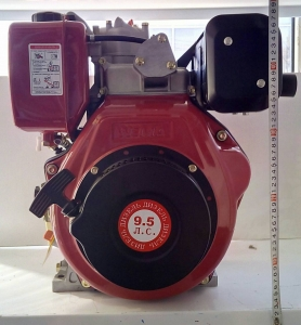 Дизельный двигатель Weima WM186FB (вал ШЛИЦЫ), 9,5 л.с.