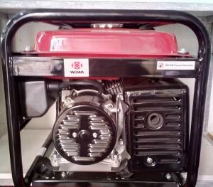 Бензиновый генератор Weima WM 2500 (2,5 кВт)