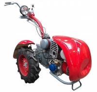 Мотоблок Мотор Сич МБ-8Э с бензиновым двигателем МС-10П-04, электростартер