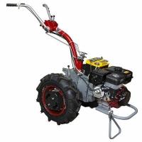 Мотоблок Мотор Сич МБ-9Е с бензиновым двигателем Weima WM177FЕ/Р, электро стартер