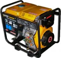 Дизельный генератор Forte FGD 6500E со стартером
