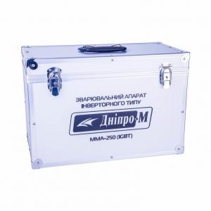 Сварочный аппарат IGBT Дніпро-М 250 DPFC