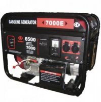 Дизельный генератор Weima WM 7000CLE