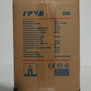 Сварочный инвертор Гром ММА 300