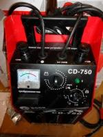 Пускозарядное устройство Edon CD-750